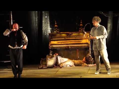 James Thierrée - The Toad Knew at Sadler's Wells Theatre Main House