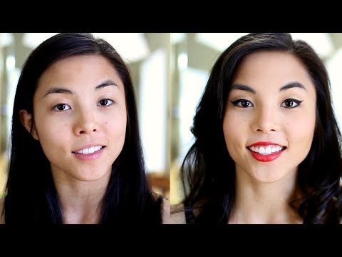 A very interesting make up video