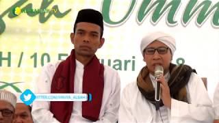 "Video Full Video - Buya Yahya & Ustadz Abdul Shomad ""Bermadzhab di Tengah Ummat"" | Masjid Raya Batam MP3, 3GP, MP4, WEBM, AVI, FLV Juni 2018"