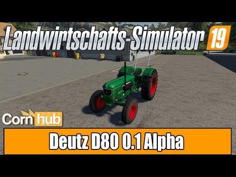 Deutz D80 Alpha v0.0.1