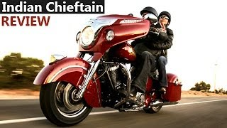 7. 2014 Indian Chieftain BIKE | REVIEW - Top Speed