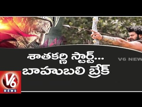 Gautamiputra Satakarni Shooting Starts And Bahubali Shooting Stopped