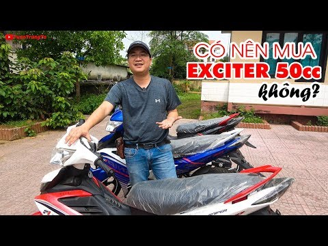 Có nên mua xe Exciter cc không?