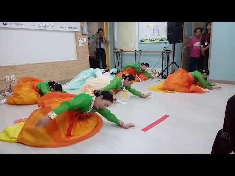 빛고을전통문화예술단 대외활동 - 해드림요양센터 위문공연