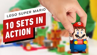 LEGO Super Mario: 10 Sets in Action by IGN