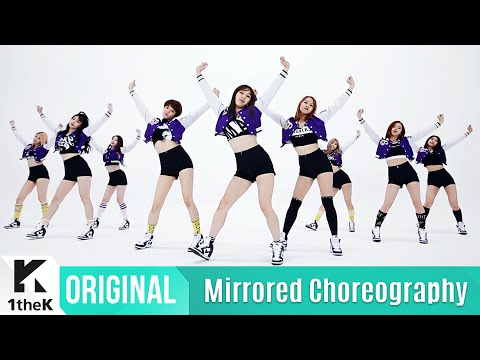 Video [Mirrored] TWICE _ CHEER UP Choreography_1theK Dance Cover Contest download in MP3, 3GP, MP4, WEBM, AVI, FLV January 2017