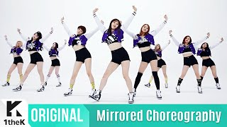 Video [Mirrored] TWICE _ CHEER UP Choreography_1theK Dance Cover Contest MP3, 3GP, MP4, WEBM, AVI, FLV Desember 2017