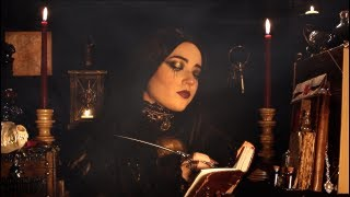 Nonton The Nightshade Witch Provides a Curse (ASMR) Film Subtitle Indonesia Streaming Movie Download