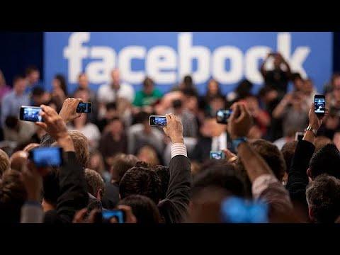 العرب اليوم - شاهد بالفيديو تراجع أسهم فيسبوك لهذا السبب