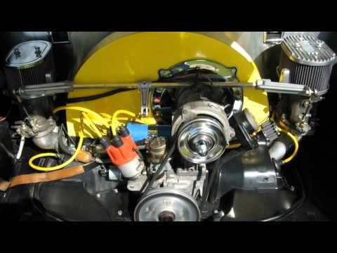 Flat four Engine - A selection of VW motors set to music. Some animations and lots of examples of carburetion, colour, and forced induction. Most of these images came from Stre...