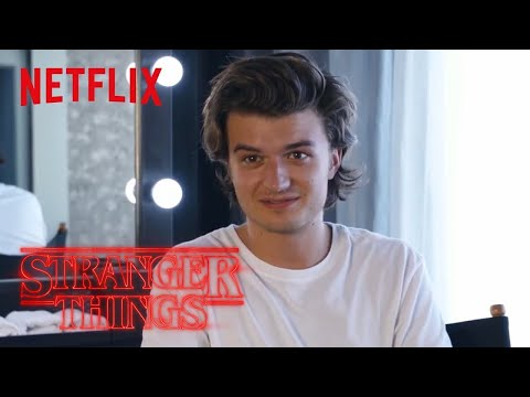 Stranger Things Rewatch | Behind the Scenes: Jonathan Fighting Steve | Netflix