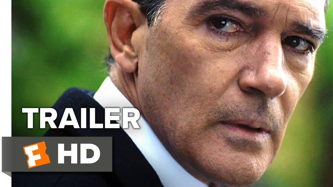 Antonio Banderas' Payback Speaks Louder than Words in Action Thriller 'Acts Of Vengeance' (Trailer)