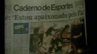 Comercial Caderno de Esportes 1989