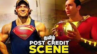 Shazam POST Credit Scene - Explained in Tamil (தமிழ்)