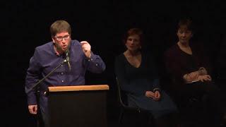 Miguel Crespo Urban DiEM25 in Berlin launch