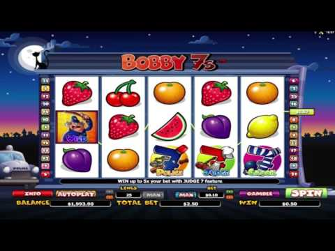 Bobby 7s™ free slots machine by NextGen Gaming preview at Slotozilla.com