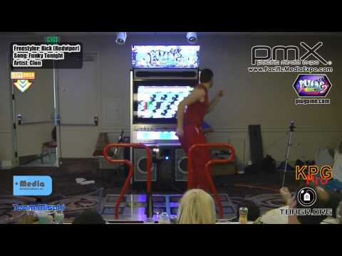 Video USPF 2014 @ PMX Freestyle Finals Top 8: Rick (Redviper) - Funky Tonight download in MP3, 3GP, MP4, WEBM, AVI, FLV January 2017
