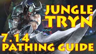 A solid strategy for Tryndamere jungle, though don't miss ults like I did :(I love Bob Ross.If you would like to help the channel grow, please leave a like and comment and share the video with friends or your favorite online community /r/ (wishful thinking I know).For more content like this simply follow me on twitter (link down below) to be notified when I upload a new video. Or subscribe and click the notification bell icon!Outro Music: Pokemon HeartGold SoulSilver - Battle! Gym Leader & Elite Four MusicTwitter: https://twitter.com/Jay_Sea_ChannelDiscord: https://discord.gg/zNCnrmvTwitch Stream: https://www.twitch.tv/jayseastreamFacebook: https://www.facebook.com/JaySeaChannelOceania ServerPlay Together Account Add: YoutubeJaySea Main: JereySecondary Account: TheLilTeaPotLets learn how to climb the elo ladder toward Masters and Challenger. Tryndamere Builds. JaySea, Jay Sea.