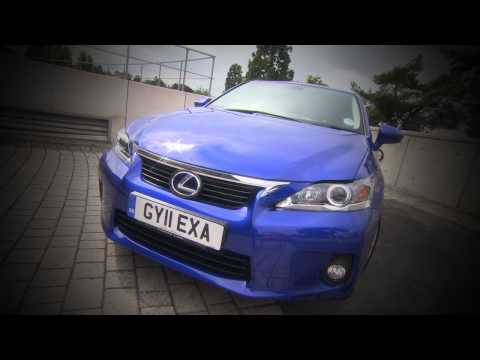 Lexus CT 200h Customer Stories
