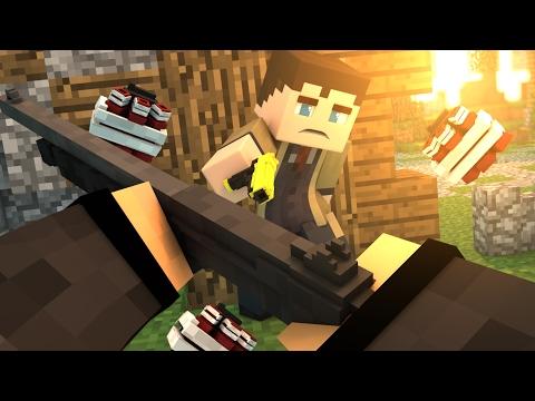ДАСТ 2 ОТ ПЕРВОГО ЛИЦА В МАЙНКРАФТ КСГО - Minecraft CS:GO