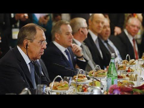 Münchner Sicherheitskonferenz: Spannungen zwischen  ...