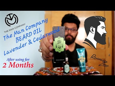 The Man Company  Beard Oil  Review after 2 Month Usage  Hindi  Must Watch