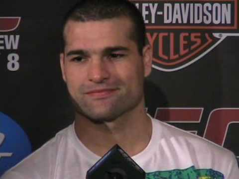 Shogun Rua UFC 113 PostFight Comments