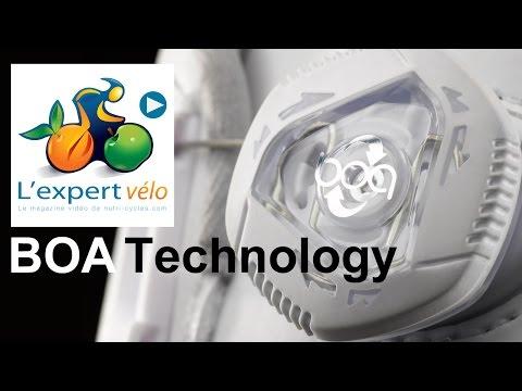 Chaussure de vélo : Zoom sur le système de serrage BOA