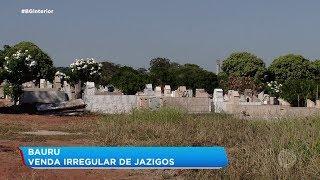 Bauru: relatório aponta venda irregular de jazigos em cemitérios