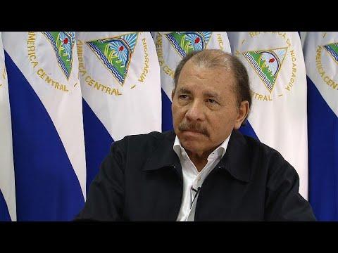 Ντανιέλ Ορτέγκα: Ο πρόεδρος της Νικαράγουας στο Euronews