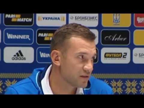 Andrey Shevchenko wants to win