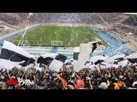 Recibimiento Universidad Católica 1 - Colo Colo 4, Supercopa 2017 - Garra Blanca - Colo-Colo