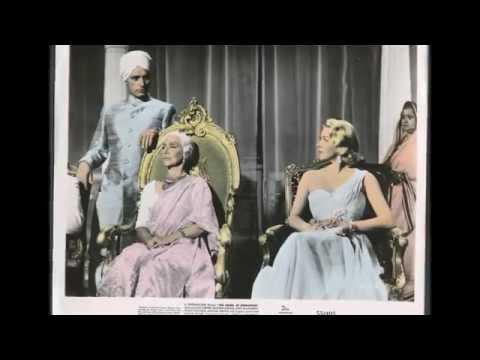 Lana Turner in The Rains Of Ranchipur 1955