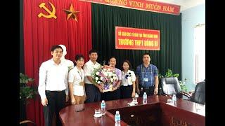 Phó Chủ tịch UBND thành phố Phạm Tuấn Đạt thăm, động viên tại các điểm thi THPT quốc gia