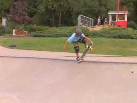 Keagan newberg skatepark edit