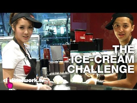 The Ice-Cream Challenge - Chick vs. Dick: EP75 (видео)