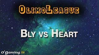 Bly vs Heart - Best of OlimoLeague #40 - 03/10/15