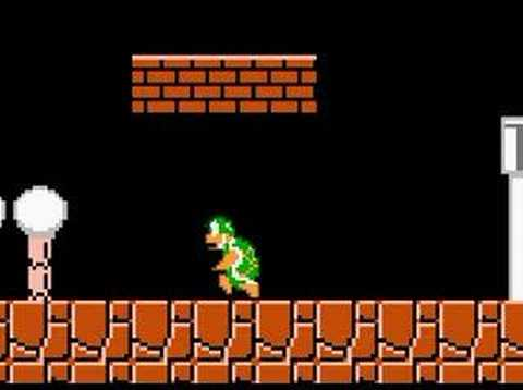 0 Video gracioso de Mario Bross