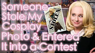 Someone Stole My Photo for a Cosplay Contest | Cosplay Storytime | AnyaPanda