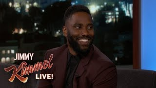 Video John David Washington on Dad Denzel, Morgan Freeman & BlacKkKlansman MP3, 3GP, MP4, WEBM, AVI, FLV Agustus 2018
