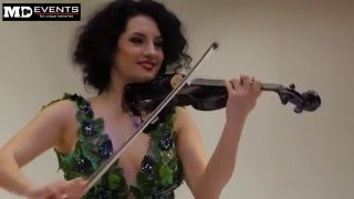 David Guetta - Dangerous - Violin Cover by Graziella
