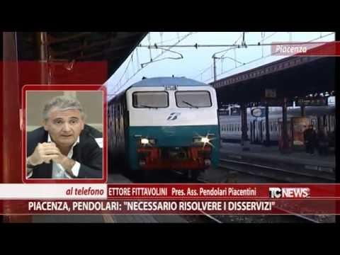 Piacenza, pendolari: