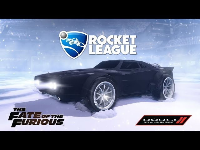 Rocket League® - The Fate of the Furious Trailer