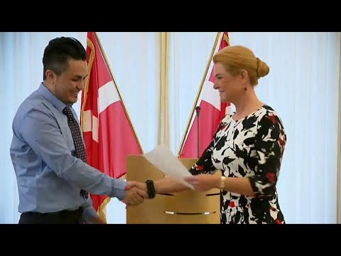 Dänemark: Ohne Handschlag keine Staatsbürgerschaft