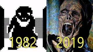 Video Evolution of Horror Games 1982-2019 MP3, 3GP, MP4, WEBM, AVI, FLV Mei 2019