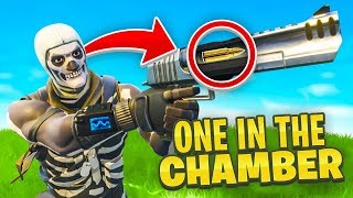 Download Video *NEW* ONE IN THE CHAMBER in Fortnite Battle Royale MP3 3GP MP4
