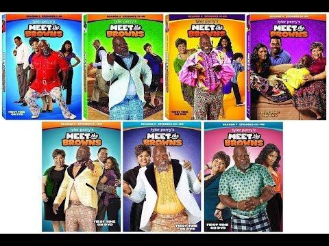 Meet the Browns (TV Show) Seasons 1 - 4 DVDs (Part 1)