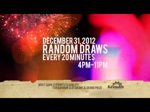 New Years Eve at Kewadin Casinos!