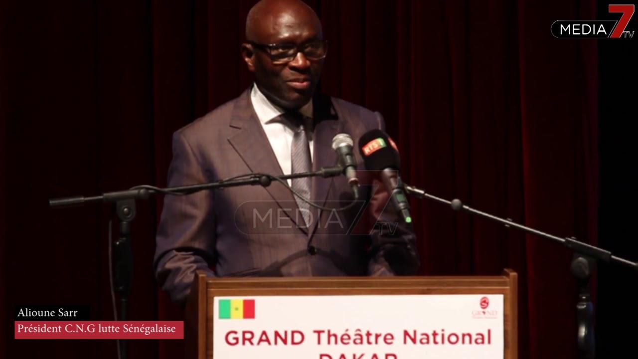 Les acteurs du Sport Sénégalais face au Président Sall