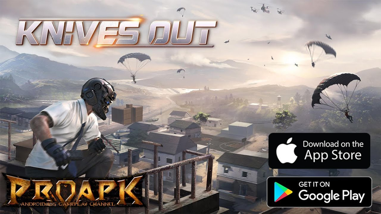 Knives Out-6x6km Battle Royale